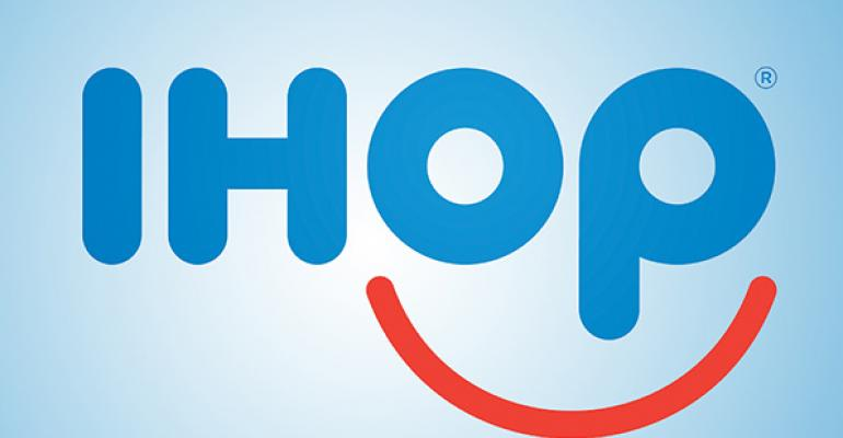 IHOP reports highest sales increase in decade