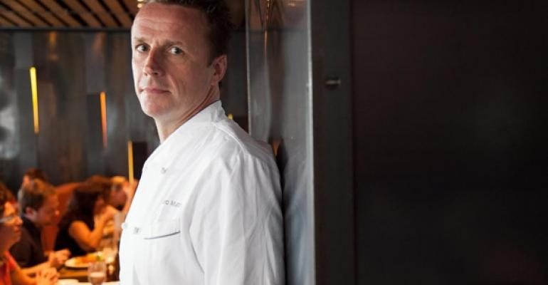 Chef Marc Murphy shares seafood menu strategies