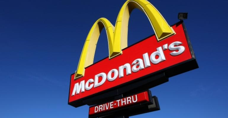 McDonald's sales continue to fall