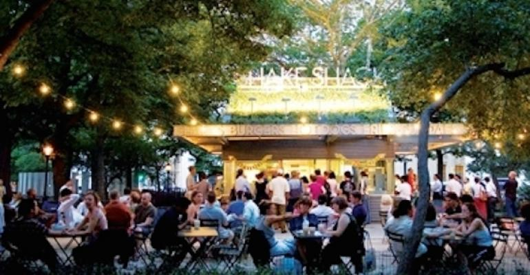 Shake Shack files for a secondary offering