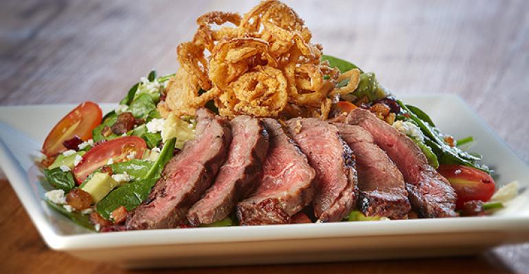 Gordon Bierschs Beef Tenderloin Salad