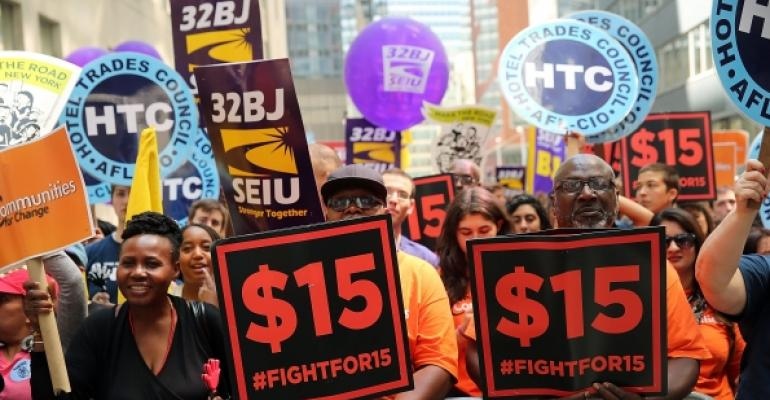 10 restaurant execs weigh in on labor, wage concerns