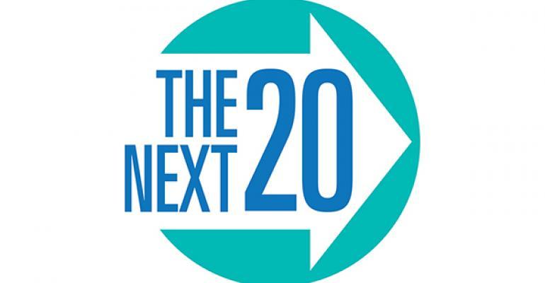 Next 20 logo