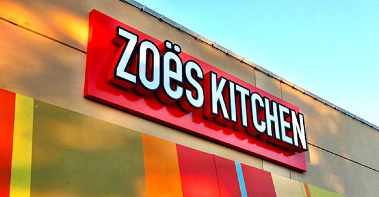 Zoe's Kitchen to enter Denver market