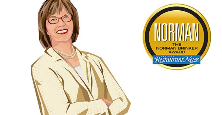 Popeyes Louisiana Kitchen CEO Cheryl Bachelder