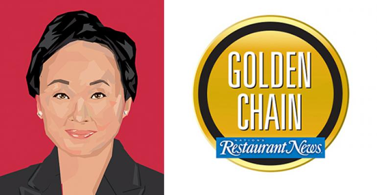 Panda Restaurant Group coCEO Peggy Cherng