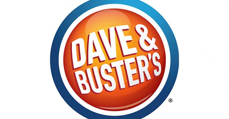 Dave & Buster's 2Q sales boosted by ads, walk-in traffic