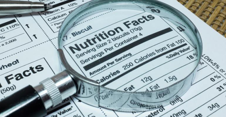 Menu labeling may offer restaurants marketing advantage