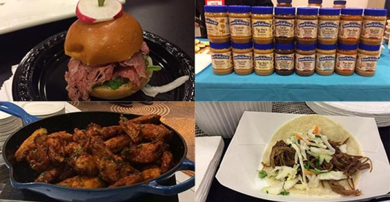 Top food trends from MUFSO 2015