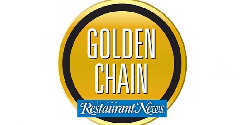 Meet the 2015 Golden Chain winners