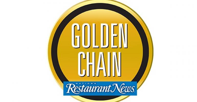 Meet the 2015 Golden Chain winners