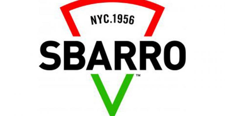 Sbarro CEO talks 'pizza-centric repositioning'