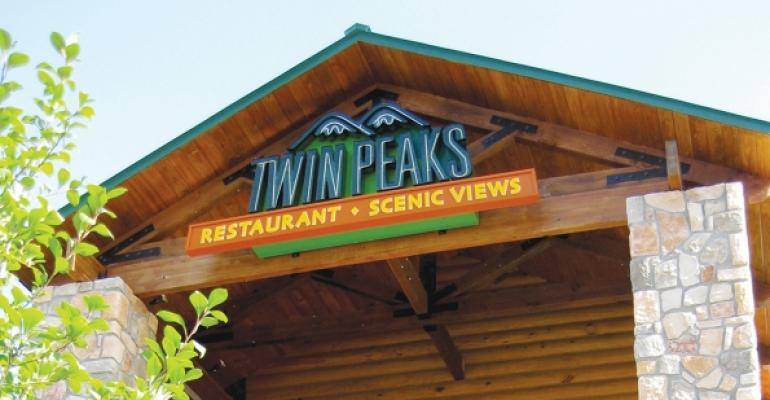 Twin Peaks parent names Starlette Johnson CEO