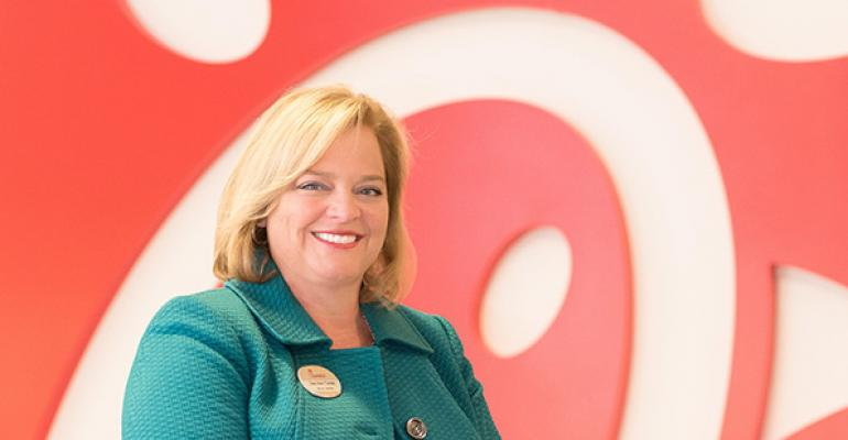 Dee Ann Turner vice president of corporate talent at ChickfilA