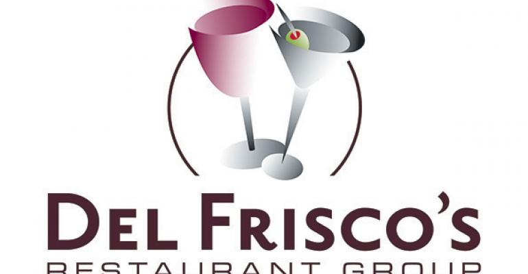 Del Frisco's to slow planned unit growth
