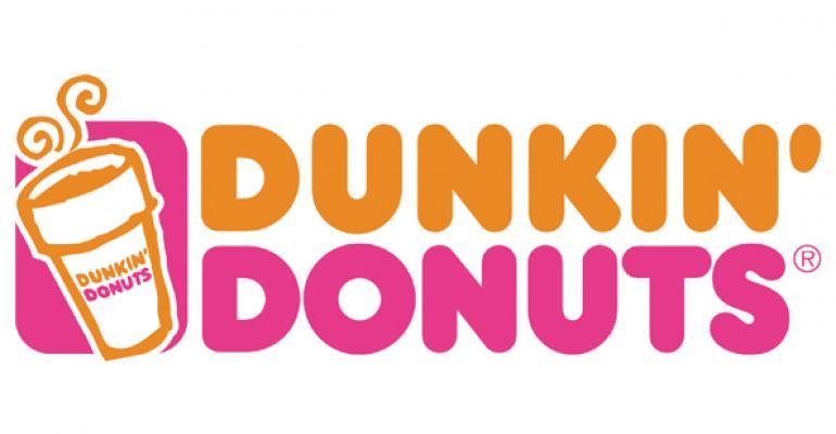 Dunkin' Donuts stock falls after traffic decline