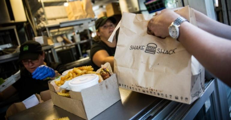 Shake Shack files for another secondary offering