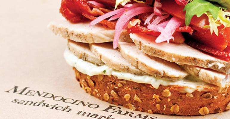 Mendocino Farms receives investment from Whole Foods Market