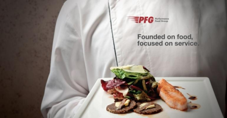 Performance Food Group has a modest IPO