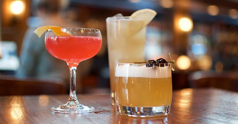 Bartender Brandon Lockman talks old-school cocktail trends