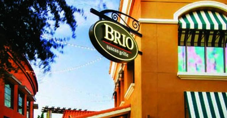 Bravo Brio Restaurant Group names Brian O'Malley CEO