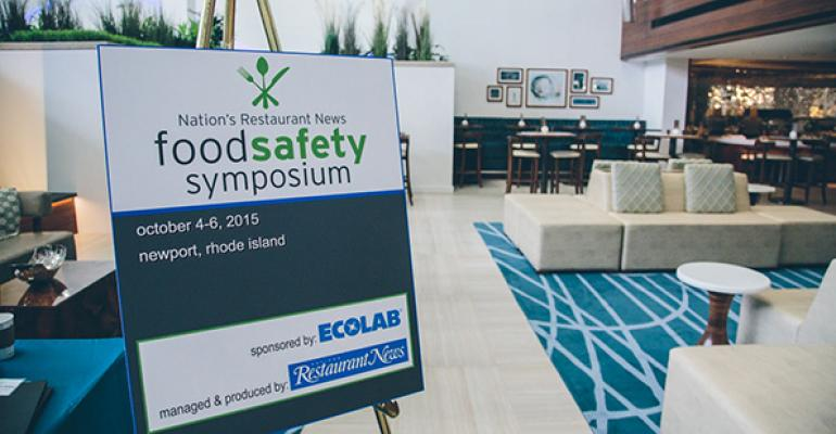 Shaping your restaurant's food safety defense plan