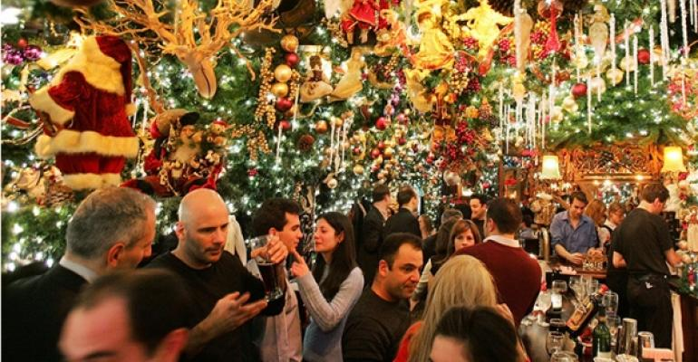 Holidays pose challenges for restaurants