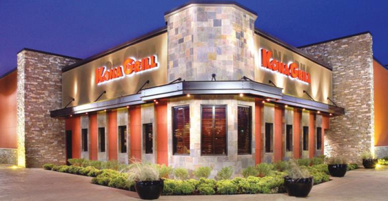 Kona Grill restaurant