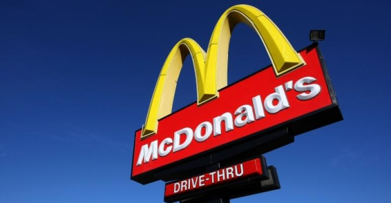 McDonald's plans more cost cuts, refranchising