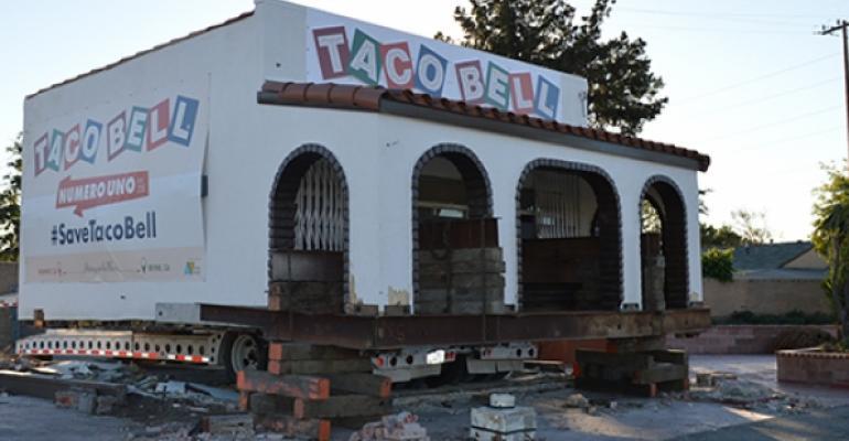 Taco Bells original restaurant Numero Uno