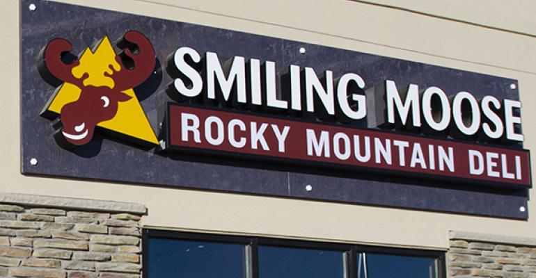 Smiling Moose Rocky Mountain Deli