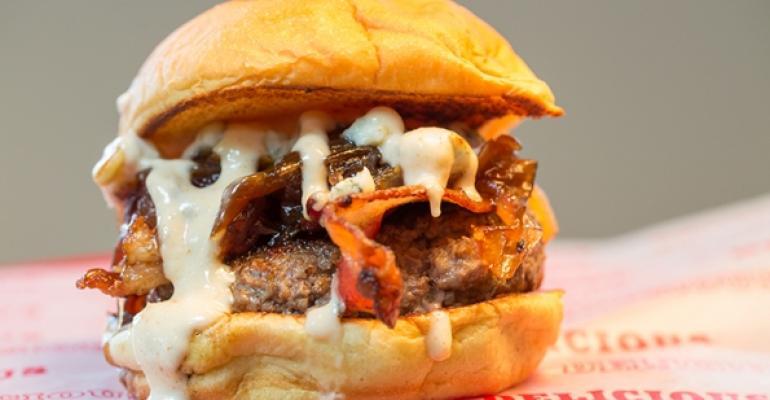 Prez Obama Burger