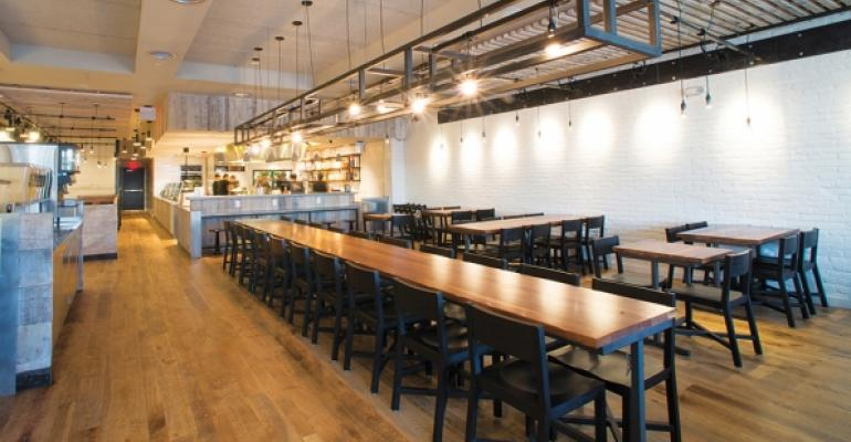 Cava Mezze Grill received two funding rounds this year totaling 61 million