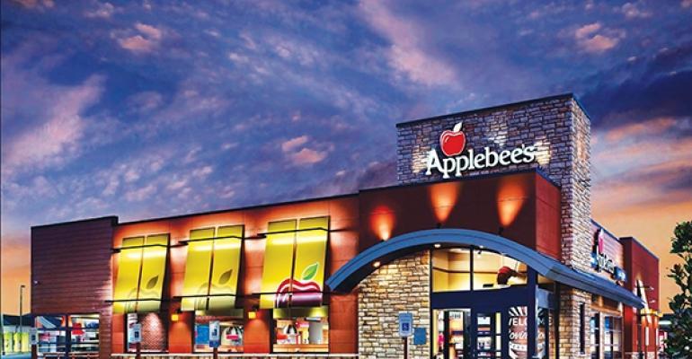 Applebees restaurant