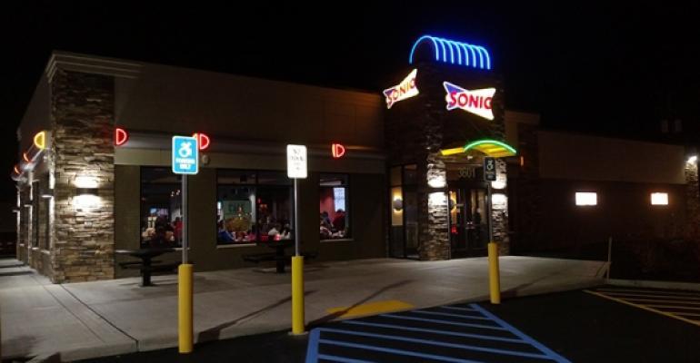 Sonic39s Cheektowaga NY location