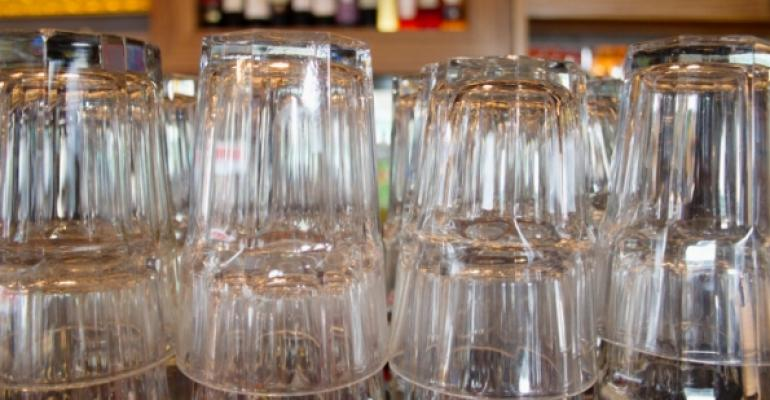 bar glasses