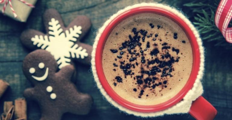 Heating up winter beverage sales