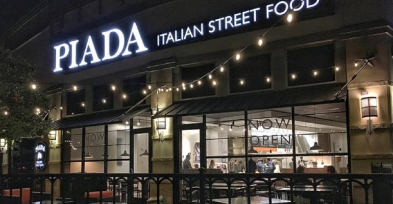 Piada CEO discusses differentiation in a competitive market