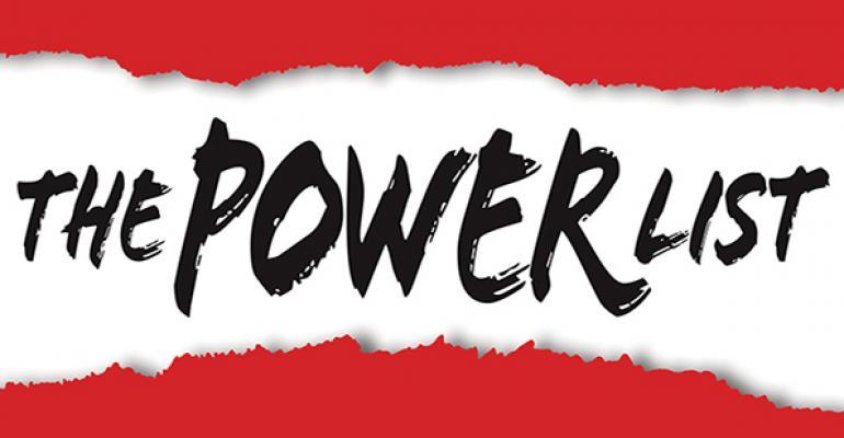 The Power List logo