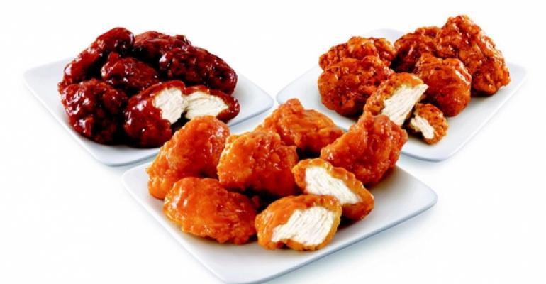 Sonic boneless chicken wings