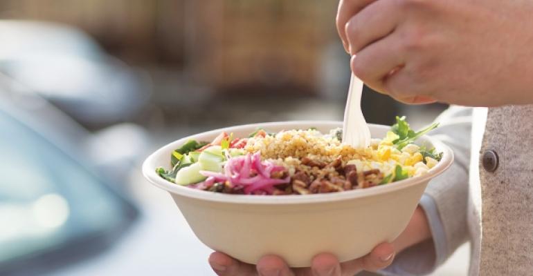 Eatsa quinoa bowls