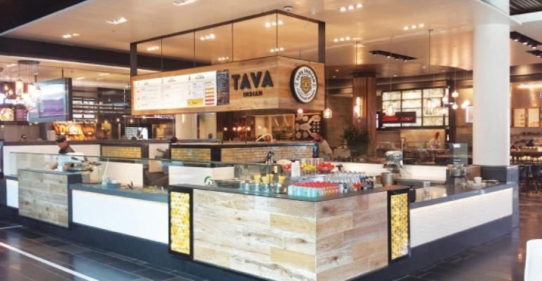Tava Kitchen interior