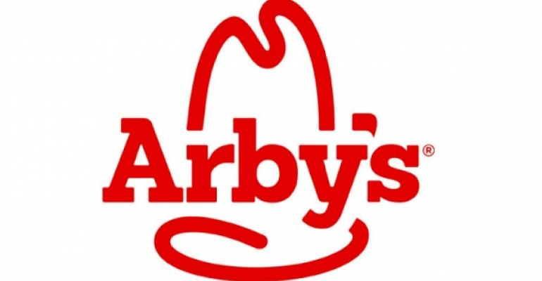 Arby's reports best same-store sales in two decades