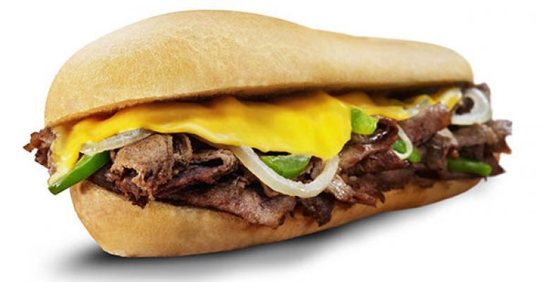 Restaurants 'beef up' menus as prices drop
