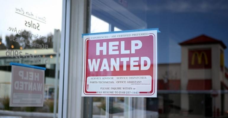 People Report: More 'Help Wanted' signs appear as staffing pressure mounts