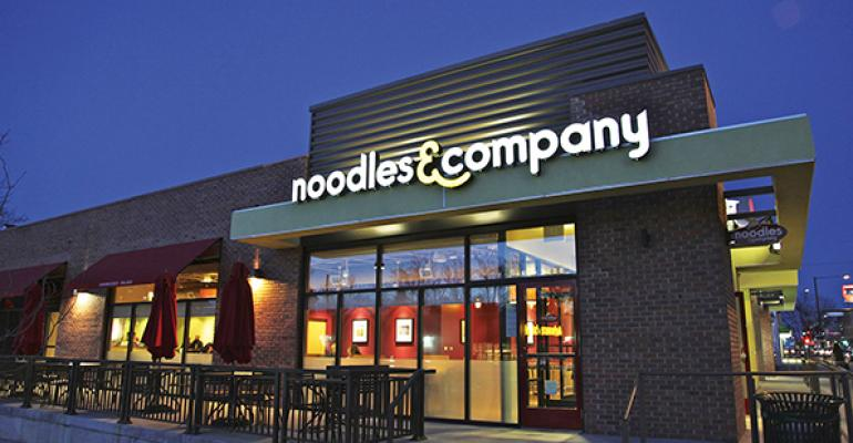Noodles & Company still 'under pressure,' but gaining momentum