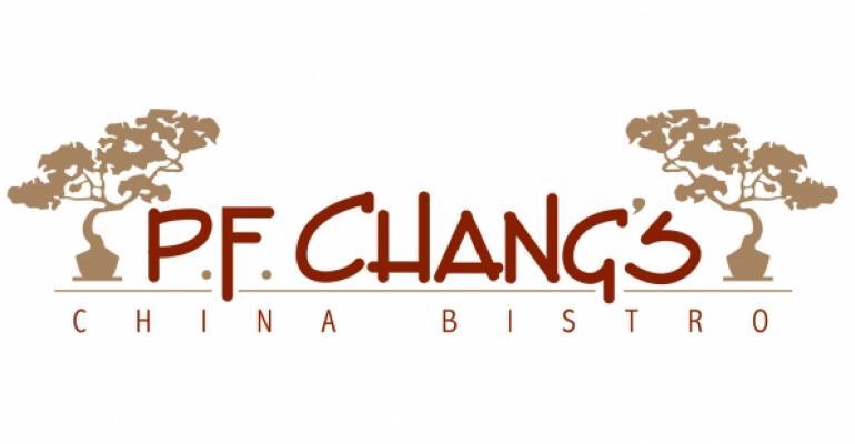 PF Changs logo