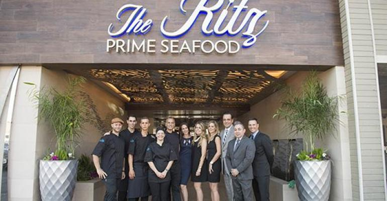The Ritz Prime Seafood