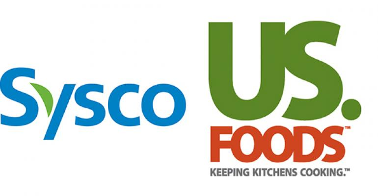 Sysco US Foods logos