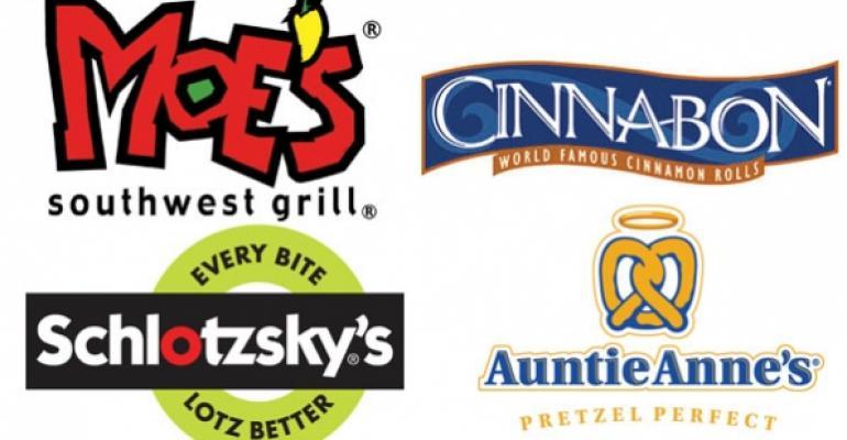 Focus Brands logos